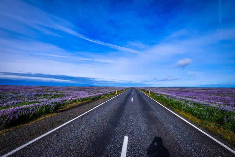 asphalt-beautiful-clouds-464332